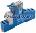 4C.51.8.110.0060.SPA   4C5181100060SPA   Интерфейсный модуль реле- 1 перекидной контакт 10А (~ 110В AC) пружинные зажимы