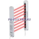 BWP/BWPK Серия - Инфракрасные многолучевые барьеры безопасности в пластиковом корпусе