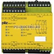 Контроллер блокировки световой завесы