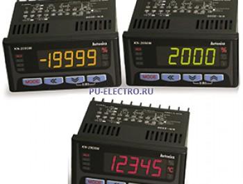 KN-2201W^24VDCA,A,HIGH PEAK SAVE^ Многофункциональный индикатор