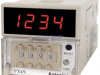 FX4S 12-24VAC/12-24VDC Счетчик/Таймер