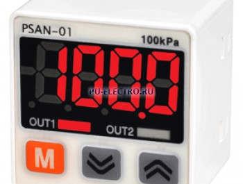 PSAN-1CV-NPT1/8 0~1,000kPa NPT1/8 Датчик давления