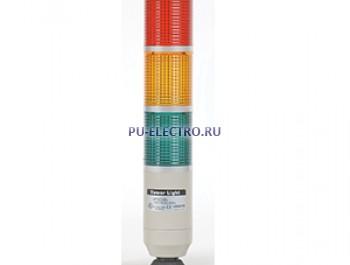 MT5C-2CLG-RB^220VAC^ Светосигнальная колонна