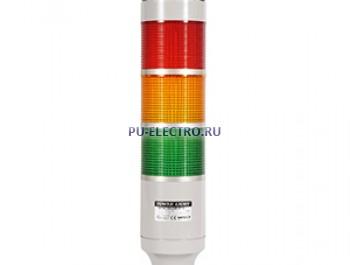 MT8C-3CLGB Светосигнальная колонна