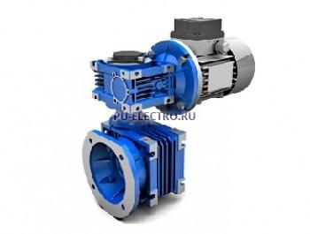 Двухступенчатые червячные мотор редукторы