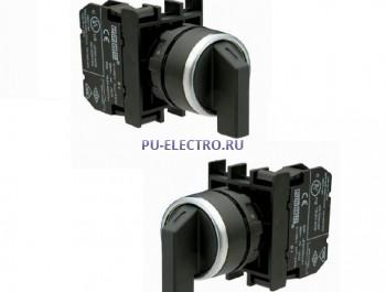 Переключатели EMAS 22мм серии В IP50