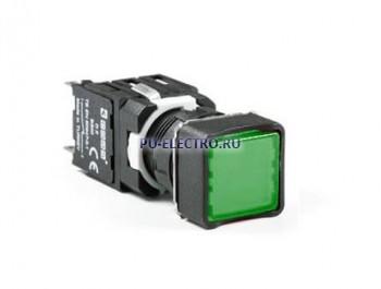 Кнопки квадратные EMAS 16 мм серии D IP20