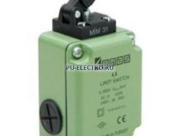 Концевые выключатели EMAS серии L1