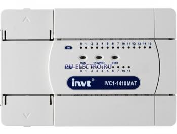 Программируемый логический контроллер INVT IVC1