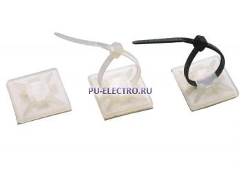Площадки для кабельных стяжек