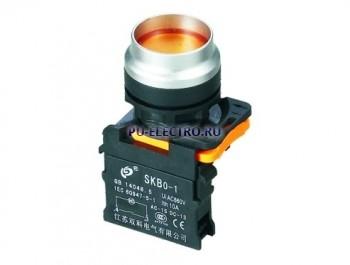 Выключатели кнопочные без фиксации, с фиксацией серии SKB0-PUA