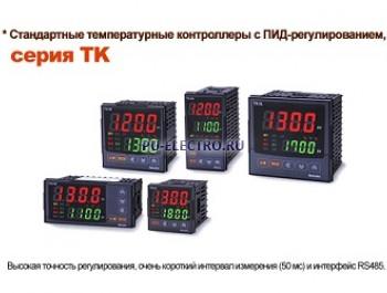 Температурные контроллеры Autonics