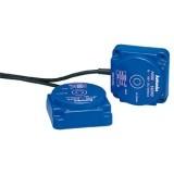 AS Серия - Индуктивные четырёхпроводные датчики в прямоугольном корпусе с большой рабочей зо