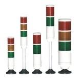 MT4B/5B/8B Сигнальные колонны диаметром 45/56/86 мм с лампами накаливания