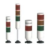 MT5C/8C Сигнальная колонна диаметром 56/86 мм  с лампами накаливания