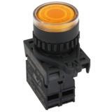 Кнопки нажатия с подсветкой, диаметр 22/25 мм