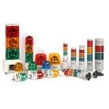 Светосигнальные колонны и лампы