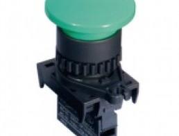 Пусковые кнопочные выключатели, выступающий тип