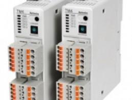 TM Серия - Многоканальные  модульные температурные контроллеры