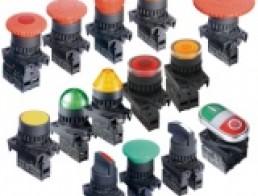 Кнопки, переключатели