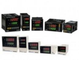 TZ/TZN Серии c PID-регулятором и 2-мя дисплеями