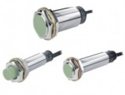 PRL Серия  - Цилиндрической формы в удлиненном корпусе 40 мм. 3 провода
