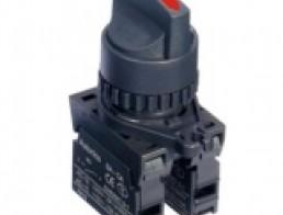 Переключатели пластиковые с короткой ручкой, выступающий тип, диаметр 22/25 мм