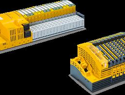 PLC контроллеры и системы ввода-вывода