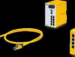 SafetyNET p - сетевые компоненты