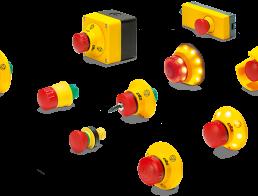PITestop - кнопочные аварийного останова