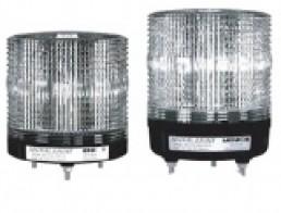 MS115M Трехцветная светодиодная стробоскопическая сигнальная лампа, d=115 мм