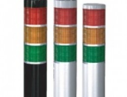 ML8 Светодиодные сигнальные колонны в алюминиевом корпусе, d=86мм