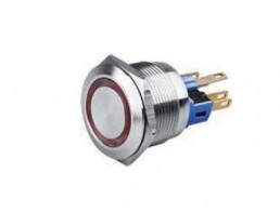 LAY50-22J Антивандальные кнопки диаметром 22 мм