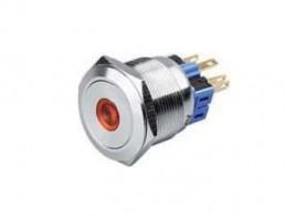 LAY50-25J Антивандальные кнопки диаметром 25 мм